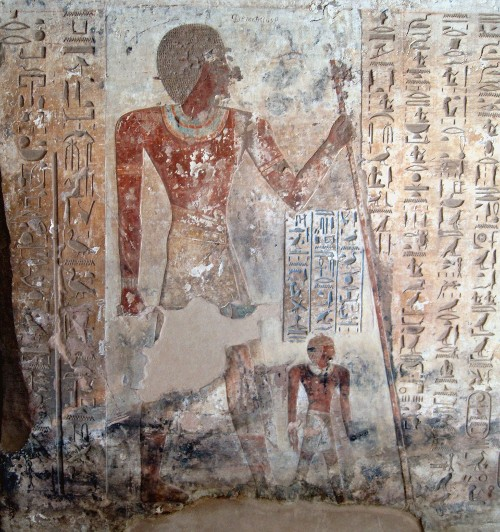 The Tomb of ahMose son of aBana (At aMarna)